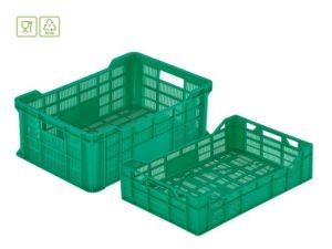 Pojemniki do przechowywania owoców i warzyw